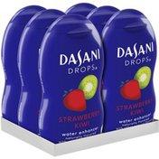 DASANI Drops Strawberry Kiwi Water Flavor Enhancer Drink Mix
