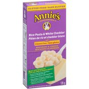 Annie's Canadian Gluten Free Shells & White Cheddar Macaroni and Cheese Gluten Free