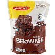 Valu Time Fudge Brownie Mix