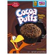 Betty Crocker Cocoa Puffs Muffin Mix