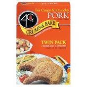 4C Crumb & Bake-Pork Twin Pack Coating