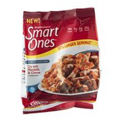 Weight Watchers Satisfying Selections Ziti with Meatballs & Cheese