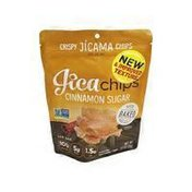 Jica Chips Jicama Chips, Cinnamon Sugar