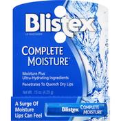 Blistex Lip Balm Complete Moisture SPF 15