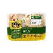 Foster Farms Simply Raised Thighs