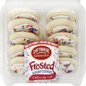 Lofthouse Cookies, Frosted, Sugar