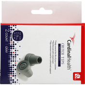 Cardinal Health Crutch Tips, Replacement, Gray