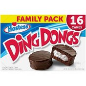 Hostess Chocolate Ding Dong Multi-Pack