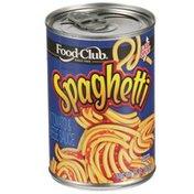 Food Club Spaghetti In Tomato Cheese Sauce
