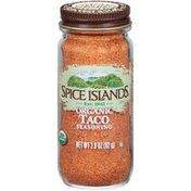 Spice Islands Organic Taco Seasoning