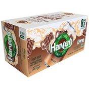 Hansen's Cane Sugar Creamy Root Beer Soda Soft Drink
