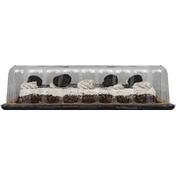First Street Cake, Cookies N Cream, 1/2 Sheet