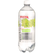 Stater Bros White Grape Sparkling Water