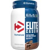 Dymatize Protein Powder, Rich Chocolate, Casein