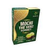 Maeda En Mochi Sherbet Green Tea