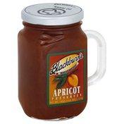 Blackburns Syrup Preserves, Pure, Apricot