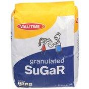 Valu Time Granulated Sugar