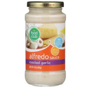 Food Club Roasted Garlic Alfredo Sauce
