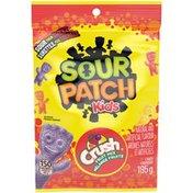 Sour Patch Kids Crush Fruit Mix Candy