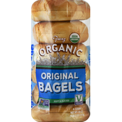 Franz Bagels, Original, Organic, Soft & Sliced