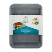 Smart Living Covered Cake Pan