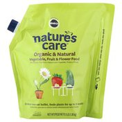 Miracle Gro Vegetable, Fruit & Flower Food, Organic & Natural