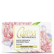 Caress Bar Soap White Orchid + Coconut
