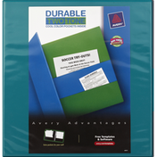 Avery Binder, Durable Two Tone, 1-1/2 Inch