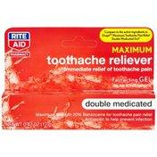 Rite Aid Antiseptic Oral Gel
