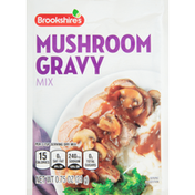 Brookshire's Gravy Mix, Mushroom