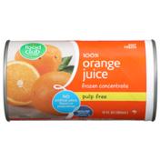 Food Club 100% Orange Pulp Free Juice Frozen Concentrate