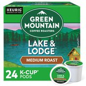 Green Mountain Coffee Roasters Lake & Lodge K-Cup Pods