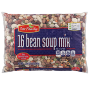 Our Family 16 Bean Soup Mix