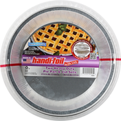 Handi-Foil Pie Pan & Lid Sets, Heavy Duty