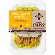 Eat Fresco Cuban Inspired Pork Loin