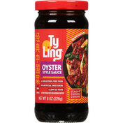 Ty Ling Style Sauce, Oyster