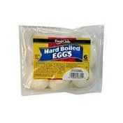 Food Club Cold Hard Boiled Cooked Eggs