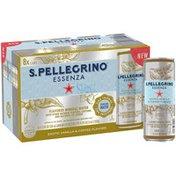 S.Pellegrino Essenza Exotic Vanilla & Coffee Flavors