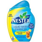 Nestea Iced Tea with Lemon Liquid Water Enhancer