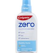Colgate Mouthwash, Antigingivitis/Antiplaque, Natural Spearmint