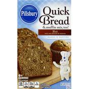 Pillsbury Quick Bread & Muffin Mix, Nut
