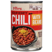 Tops Chili With Beans