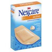 Nexcare Bandages, Waterproof, Knee & Elbow