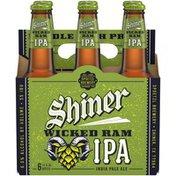 Shiner Wicked Ram IPA Beer