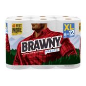 Brawny Towels 6 Extra Large