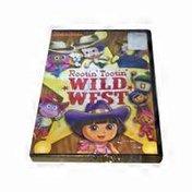 Paramount Home Video Nickelodeon Favorites: Rootin Tootin Wild Wes DVD