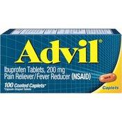 Advil Coated Caplets Ibuprofen 200mg NSAID, Coated Caplets Ibuprofen 200mg NSAID