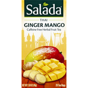 Salada Thai Ginger Mango Tea