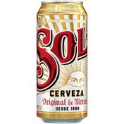 Sol Cerveza Mexican Import Beer