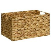 Glory International Trading Storage Basket, Rectangle, Small